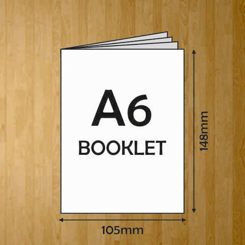 A6 BOOKLET