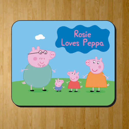 PLACEMAT PEPPA PIG